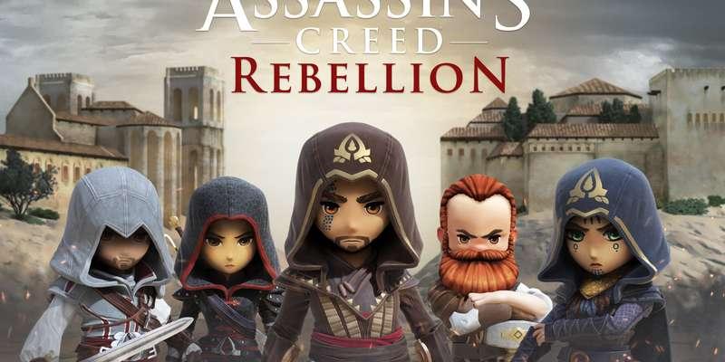 Assassin's Creed Rebellion: in arrivo un free to play per mobile