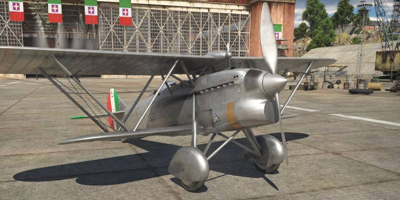 War Thunder: provato l'Italian Tech Tree (1.69 Regia Aeronautica)