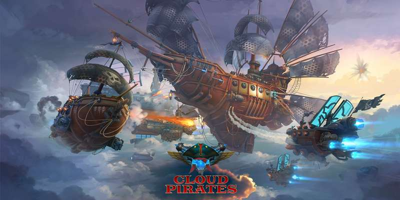 Cloud Pirates: Nuova closed beta disponibile a breve