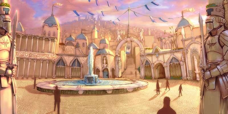 Fantasy, citazioni letterarie e Neverwinter