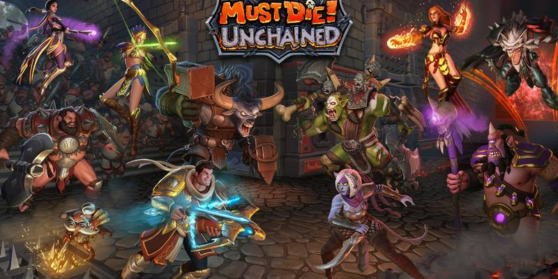 Patch 1.2 per Orcs Must Die! Unchained