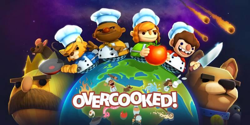 Overcooked è il nuovo gioco in regalo dell'Epic Games Store