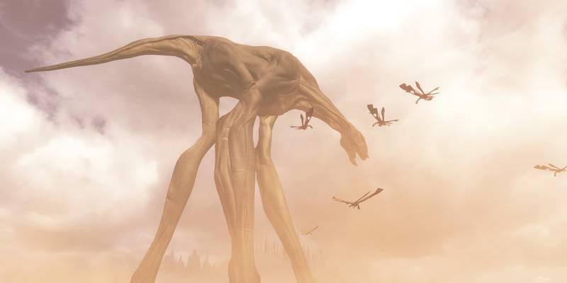 Apex Legends: I Leviatani potrebbero sconfinare sulla mappa di gioco