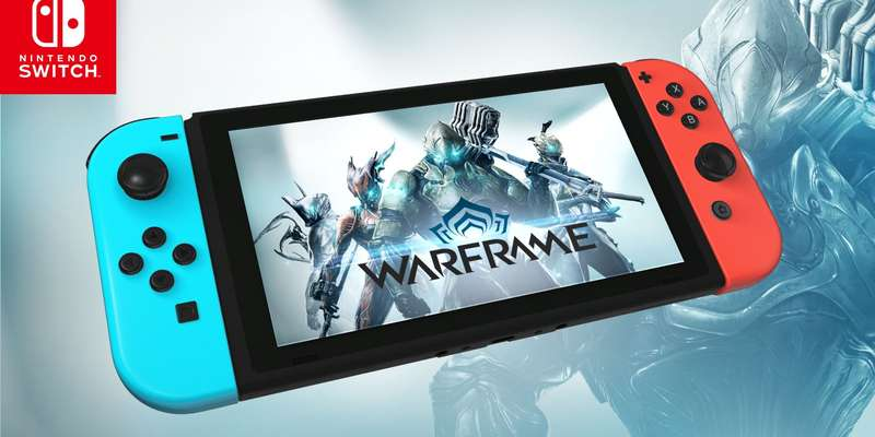 Warframe è disponibile anche su Nintendo Switch