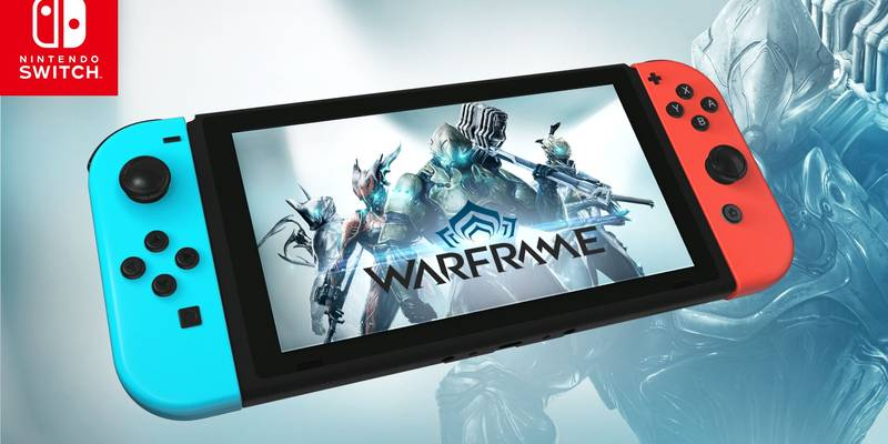 Warframe è disponibile anche su Nintendo Switch