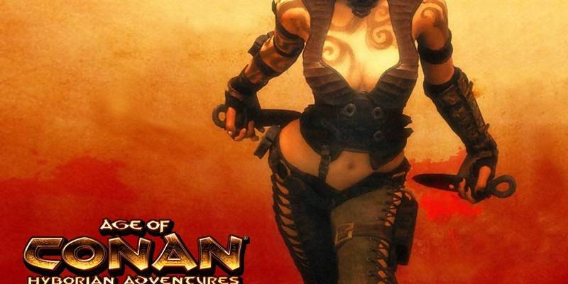 Age of Conan: Slithering Chaos rilasciato sul test server