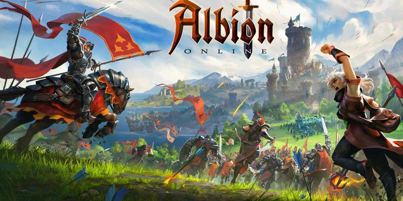 Albion Online sarà free to play a partire dal prossimo mese