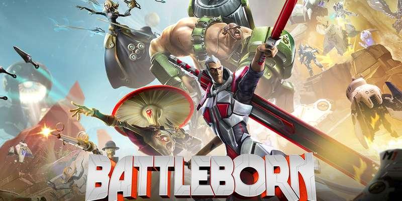 Battleborn diventa free to play