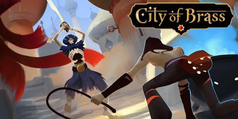 City of Brass disponibile gratuitamente sull'Epic Games Store