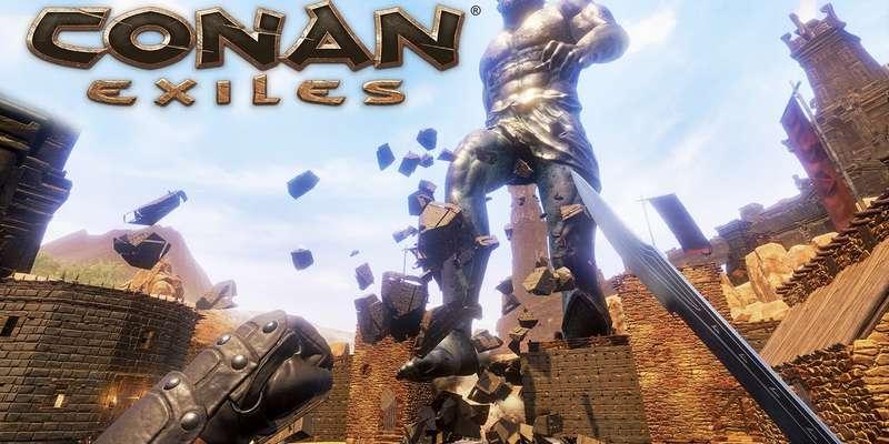 Conan Exiles: Espansione gratuita in arrivo e data per la versione Xbox One