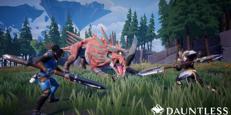 "Dauntless: Phoenix Labs pubblica il teaser trailer ""Fortune & Glory"""