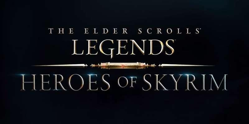 The Elder Scrolls Legends: in arrivo espansione dedicata a Skyrim