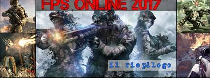 FPS Online ed MMOTPS: i migliori giochi sparatutto 2017