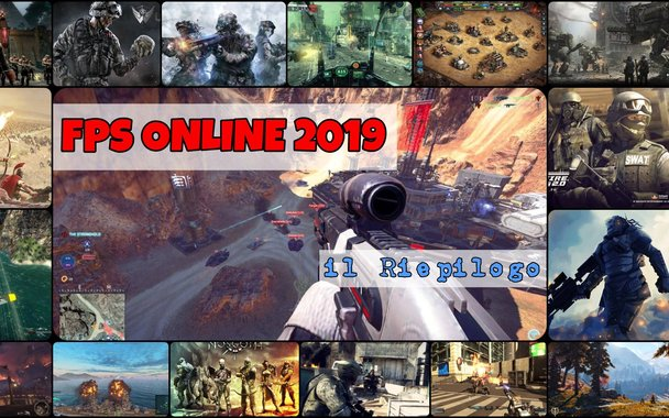FPS Online 2019: I Migliori FPS Online Free to Play