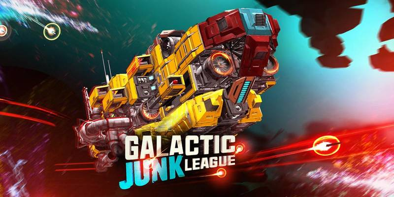 Giveaway per Galactic Junk League, sparatutto sandbox in Early Access su Steam