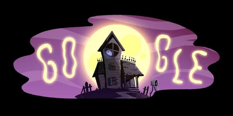 Google festeggia Halloween con un simpatico browser game dedicato