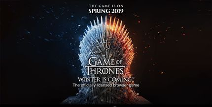 Game of Thrones Winter is Coming: Ufficialmente disponibile il nuovo browser game
