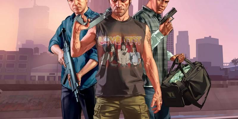Grand Theft Auto V gratis per tutti su Epic Games Store