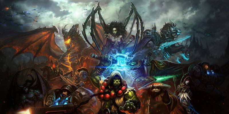 Heroes of the Storm: in arrivo Mal'Ganis come nuovo eroe; imminente il passaggio al client 64-bit