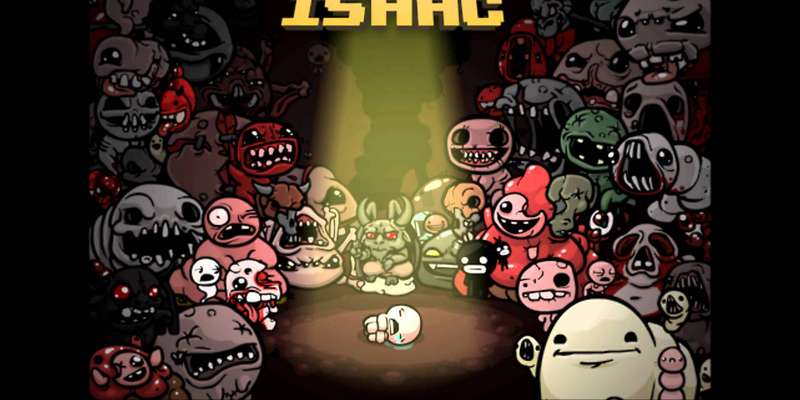 Tra Feci, Pentacoli e Fede: The Binding of Isaac