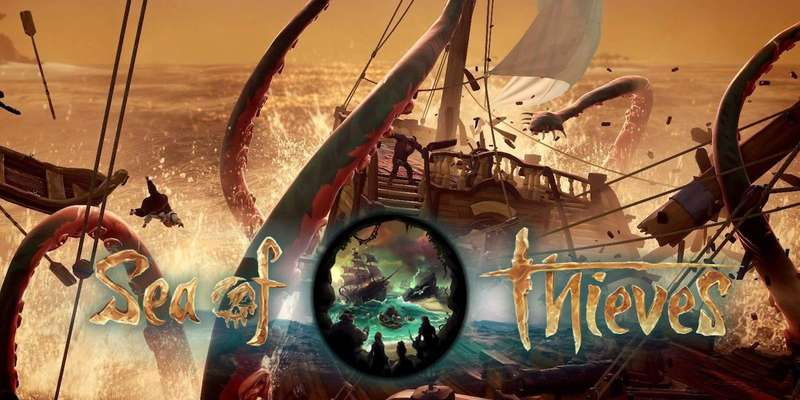 Sea of Thieves: Alcuni scatti off-screen mostrano il Kraken