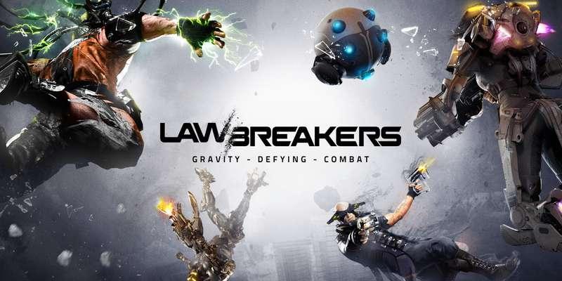 LawBreakers diventa free to play