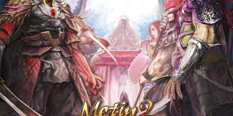 Metin2 disponibile su Steam