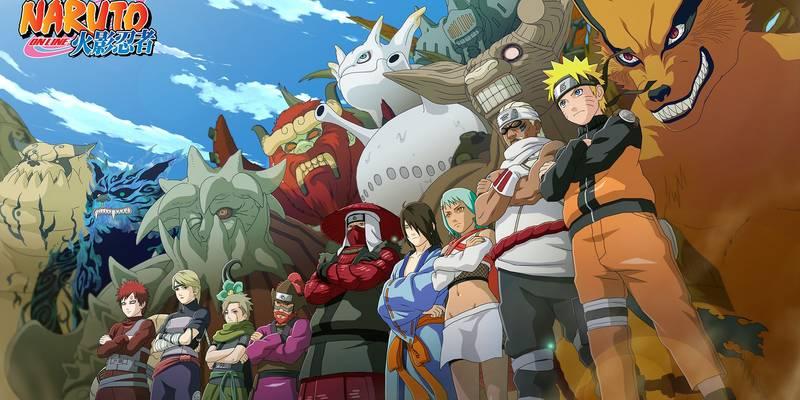 Naruto Online disponibile in Occidente