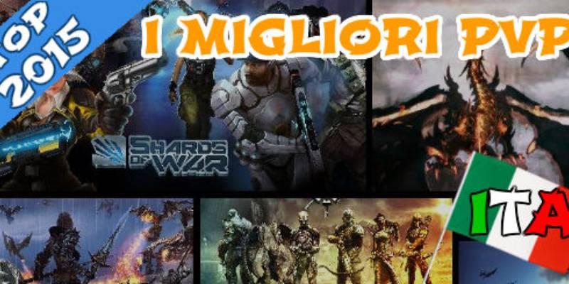 PvP che passione: i migliori giochi MMO competitivi free2play in italiano