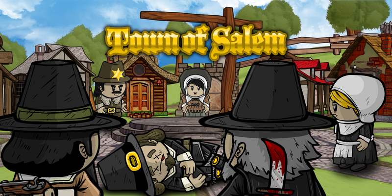 Town of Salem abbandona il free to play a causa di bot e player tossici