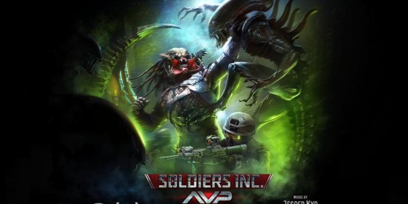 Soldiers Inc: Disponibile l'espansione dedicata ad Alien VS Predator