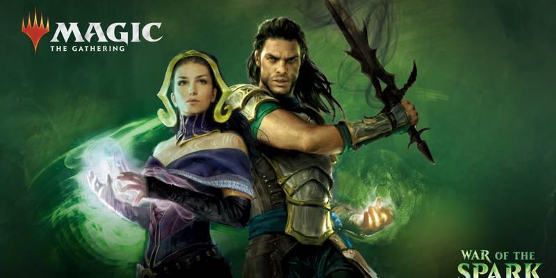 Magic Arena: Ufficialmente disponibile l'espansione Guerra della Scintilla