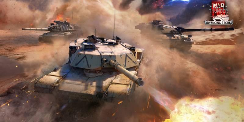"""War Thunder: In arrivo i mezzi di terra italiani; disponibile il programma """"invita un amico"""""""