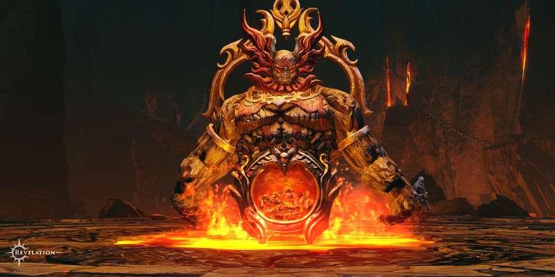 Revelation Online: arriva Uprising