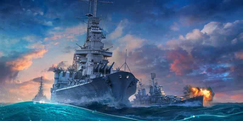 World of Warships: Update 0.7.11.1 e nuove sfide per le Battaglie del Crepuscolo