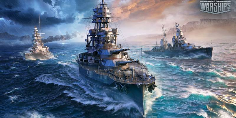 World of Warships: l'update 0.8.9 introduce gli Incrociatori Italiani in accesso anticipato