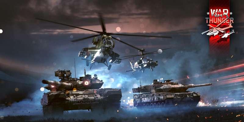 War Thunder: La patch 1.81 introduce gli elicotteri e tante altre novità
