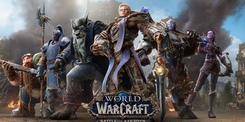 World of Warcraft: Da oggi non sarà più necessario acquistare il titolo per poter giocare