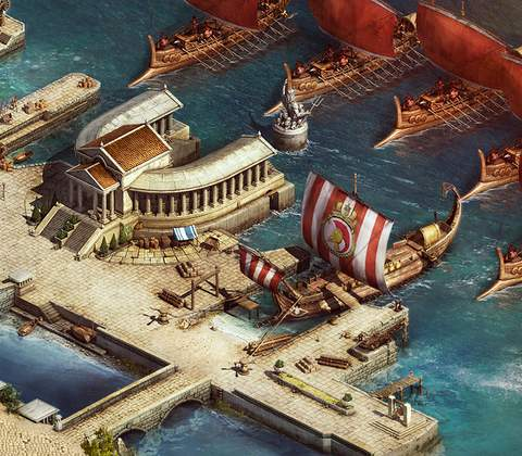 Sparta: War of Empires in-game screenshot 4