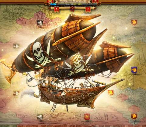 Pirates: Tides of Fortune in-game screenshot 4