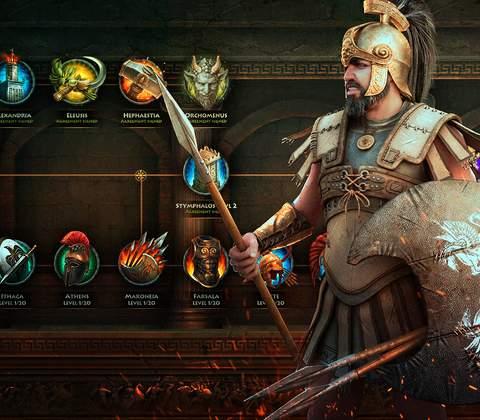 Sparta: War of Empires in-game screenshot 9