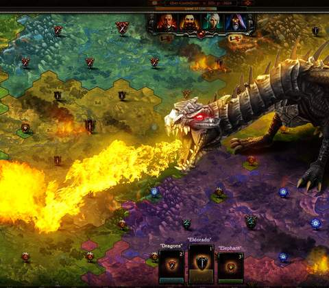 Stormfall: Age of War in-game screenshot 2