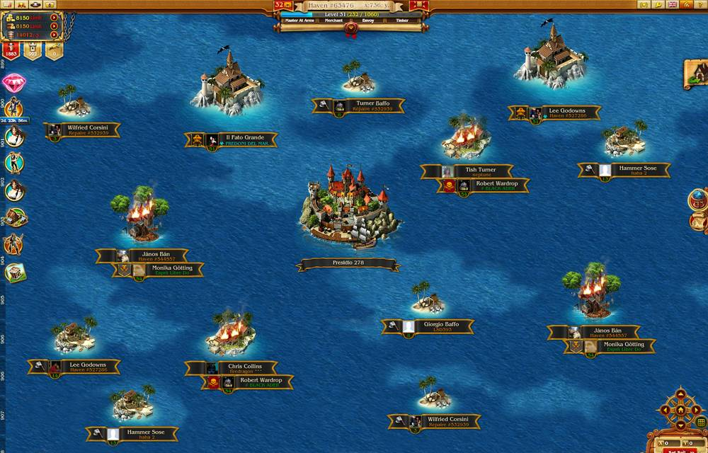 Browser Games - MMO & MMORPG Games