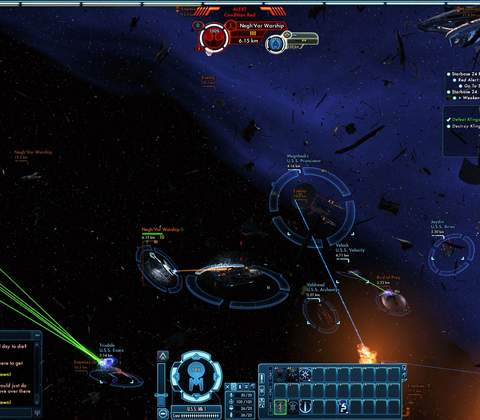 Star Trek Online in-game screenshot 7