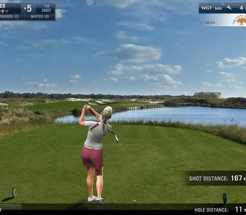 World Golf Tour (WGT) in-game screenshot 2