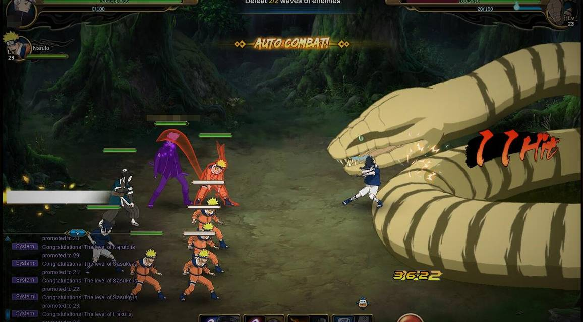 Review of Naruto Online - MMO & MMORPG Games