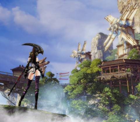 Revelation Online in-game screenshot 1
