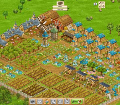 Big Farm in-game screenshot 1