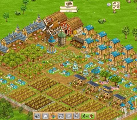 Big Farm in-game screenshot 1