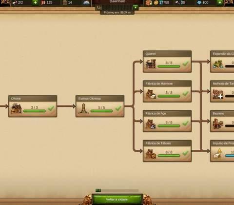 Elvenar in-game screenshot 4